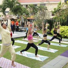 Отель Phu Thinh Boutique Resort & Spa фитнесс-зал фото 2