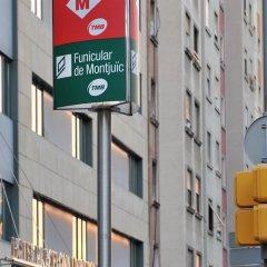 Отель Barcelona Universal Испания, Барселона - 4 отзыва об отеле, цены и фото номеров - забронировать отель Barcelona Universal онлайн банкомат