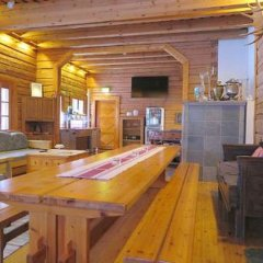 Гостиница Domnan Pirtti гостиничный бар