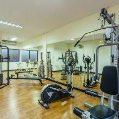 Отель Nova Park фитнесс-зал фото 4