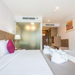 Andaman Beach Suites Hotel 4* Стандартный номер разные типы кроватей фото 5