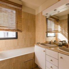 Отель Auteuil Terraces ванная