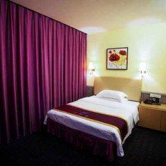 Отель Leisurely Hotel Shenzhen Китай, Шэньчжэнь - отзывы, цены и фото номеров - забронировать отель Leisurely Hotel Shenzhen онлайн комната для гостей фото 3
