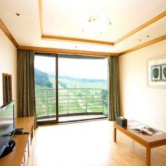 Отель Welli Hilli Park Южная Корея, Пхёнчан - отзывы, цены и фото номеров - забронировать отель Welli Hilli Park онлайн комната для гостей
