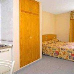 Отель Estudios RH Sol Испания, Пляж Леванте - отзывы, цены и фото номеров - забронировать отель Estudios RH Sol онлайн комната для гостей фото 4