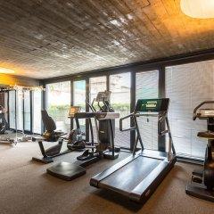 Отель DUPARC Contemporary Suites фитнесс-зал