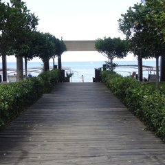 Отель Palmet Beach Resort Кемер приотельная территория