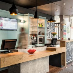 Отель ibis Paris Place d'Italie 13ème интерьер отеля