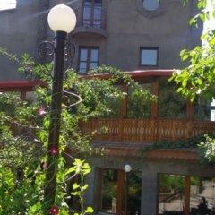 Отель Мирав балкон