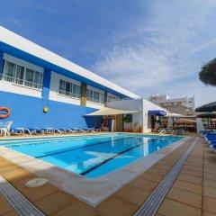 Отель Apartamentos Cel Blau бассейн фото 2