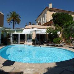 Отель Hôtel de lOlivier Франция, Канны - отзывы, цены и фото номеров - забронировать отель Hôtel de lOlivier онлайн бассейн