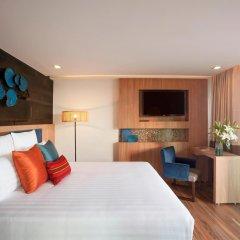 Отель Novotel Phuket Kamala Beach 4* Люкс с различными типами кроватей