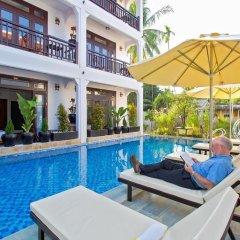 Отель Trendy life villa бассейн фото 2
