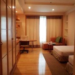 Отель Jasmine City Бангкок комната для гостей