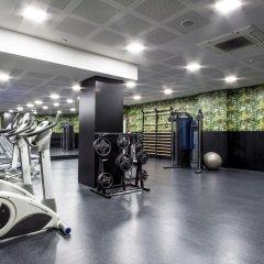 Отель Residencia Universitaria Claudio Coello фитнесс-зал