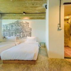 Отель Quip Bed & Breakfast Таиланд, Пхукет - отзывы, цены и фото номеров - забронировать отель Quip Bed & Breakfast онлайн сейф в номере
