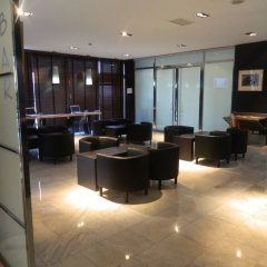 Отель Sercotel Madrid Aeropuerto Мадрид интерьер отеля фото 2