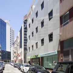 Отель Hello Lisbon Marques De Pombal парковка