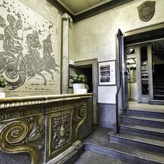 Diplomatic Hotel интерьер отеля фото 3