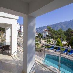 Olympia Villas Турция, Олудениз - отзывы, цены и фото номеров - забронировать отель Olympia Villas онлайн балкон
