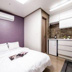 Отель CMS Inn Seoul Guesthouse комната для гостей