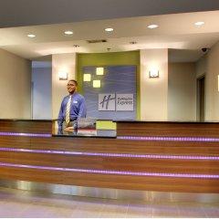 Holiday Inn Express Hotel & Suites MERIDIAN интерьер отеля