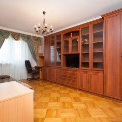 Апартаменты Брусника Ивана Бабушкина Москва комната для гостей фото 2