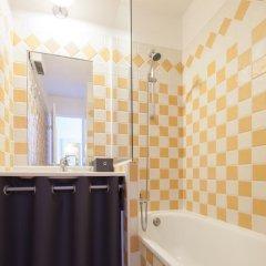 Отель Pierre & Vacances Residence Cannes Villa Francia Франция, Канны - отзывы, цены и фото номеров - забронировать отель Pierre & Vacances Residence Cannes Villa Francia онлайн ванная