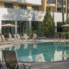 Отель HVD Bor Club Hotel - Все включено Болгария, Солнечный берег - отзывы, цены и фото номеров - забронировать отель HVD Bor Club Hotel - Все включено онлайн бассейн фото 2