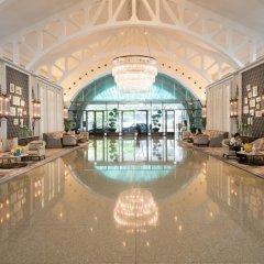 The Fullerton Bay Hotel Singapore бассейн