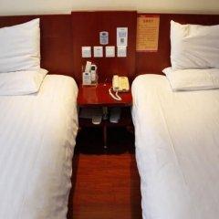 Отель Hanting Express Hotel Beijing Liufang Branch Китай, Пекин - отзывы, цены и фото номеров - забронировать отель Hanting Express Hotel Beijing Liufang Branch онлайн комната для гостей фото 4