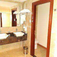 Отель Ramada Georgetown Princess Hotel Гайана, Джорджтаун - отзывы, цены и фото номеров - забронировать отель Ramada Georgetown Princess Hotel онлайн ванная