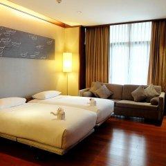 Отель AETAS residence Таиланд, Бангкок - 2 отзыва об отеле, цены и фото номеров - забронировать отель AETAS residence онлайн комната для гостей фото 3