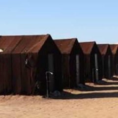Отель Bivouac Erg Lihoudi Марокко, Загора - отзывы, цены и фото номеров - забронировать отель Bivouac Erg Lihoudi онлайн пляж фото 3