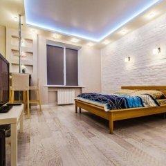 Апартаменты Minsk City Apartments Минск комната для гостей фото 3