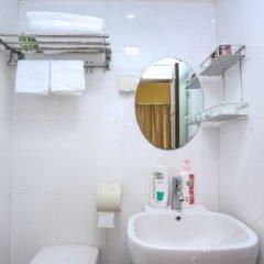Four Leaf Inn Jinsheng Hotel Guangzhou ванная фото 2