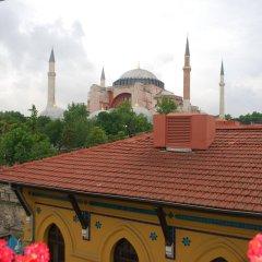 Med Cezir Hotel балкон
