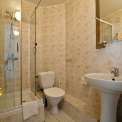 Гостиница Ингул Николаев ванная фото 2