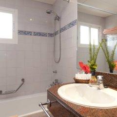 Отель Diverhotel Dino Marbella ванная