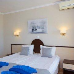 Отель Family Hotel Milev Болгария, Свети Влас - отзывы, цены и фото номеров - забронировать отель Family Hotel Milev онлайн комната для гостей фото 5