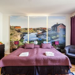 Апартаменты City Apartments Stockholm интерьер отеля