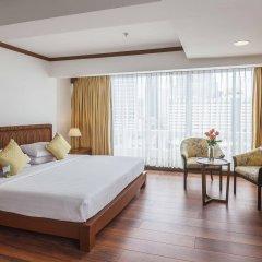 Отель Silom City комната для гостей фото 5
