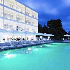 Отель Grupotel Ibiza Beach Resort - Adults Only бассейн