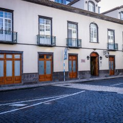 Hotel Camões Понта-Делгада парковка