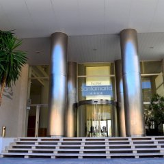 Отель SantaMarta интерьер отеля