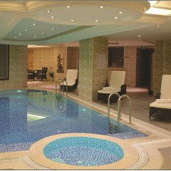 Askoc Hotel бассейн