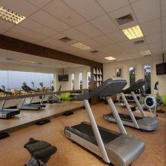 Отель Steigenberger Makadi (Adults Only) фитнесс-зал фото 4