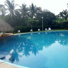 Отель Departamento Real de Palmas бассейн фото 2