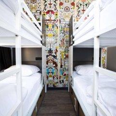 Отель Generator Amsterdam Нидерланды, Амстердам - 3 отзыва об отеле, цены и фото номеров - забронировать отель Generator Amsterdam онлайн комната для гостей фото 4