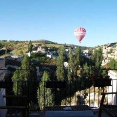Babayan Evi Cave Hotel Турция, Ургуп - отзывы, цены и фото номеров - забронировать отель Babayan Evi Cave Hotel онлайн балкон